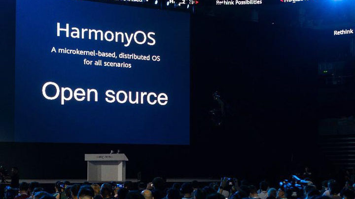 OS Harmony dari Huawei