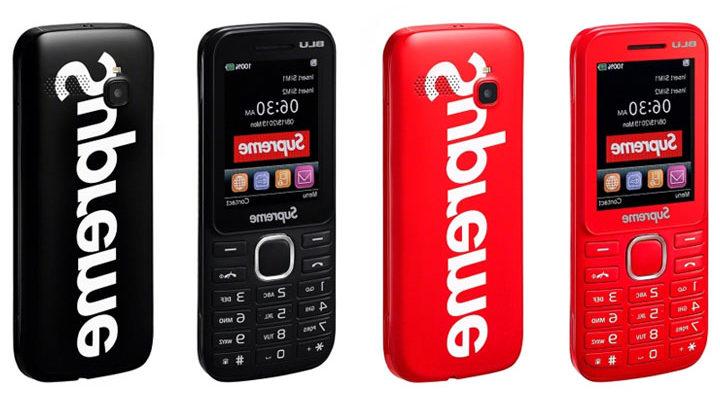 Ponsel 3G Supreme