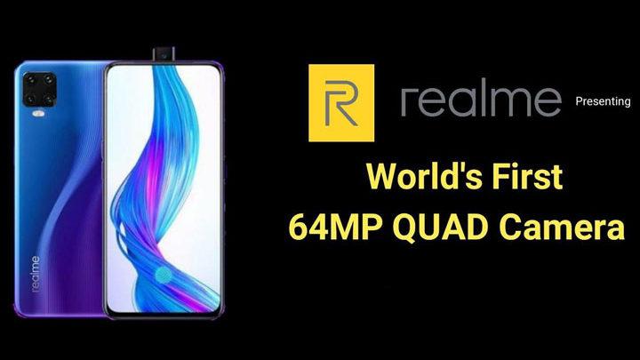 Realme 64 MP