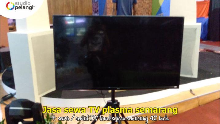 Sewa TV di Semarang