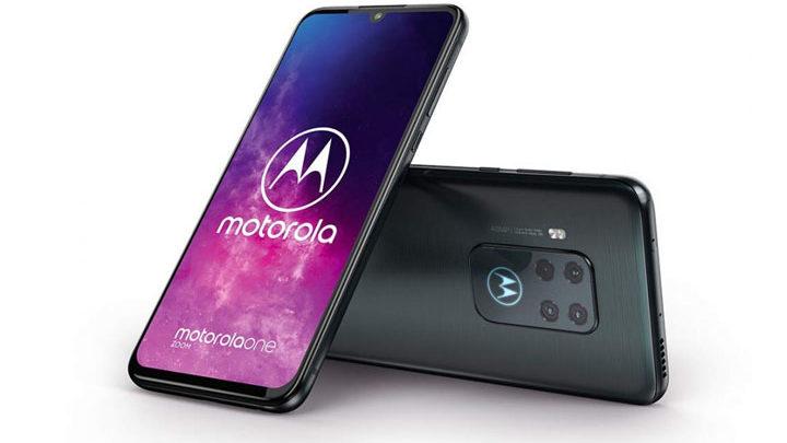 Spesifikasi dan Harga Motorola One Zoom
