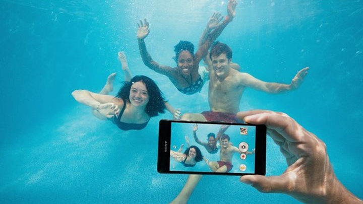 Waterproof Smartphone