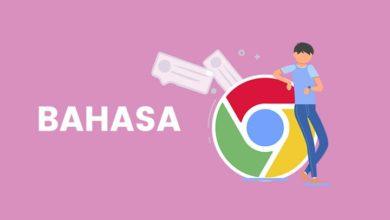 mengubah bahasa di google chrome