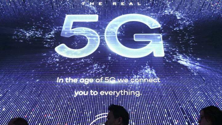 perusahaan teknologi 5G
