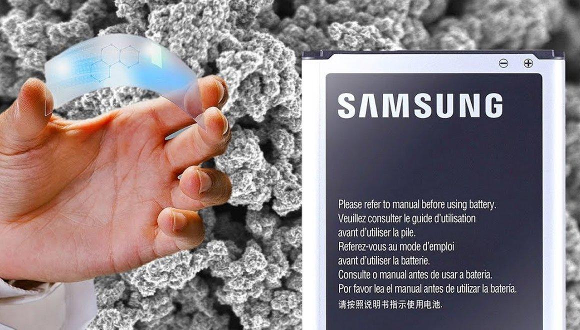 Teknologi Baterai Baru dari Samsung