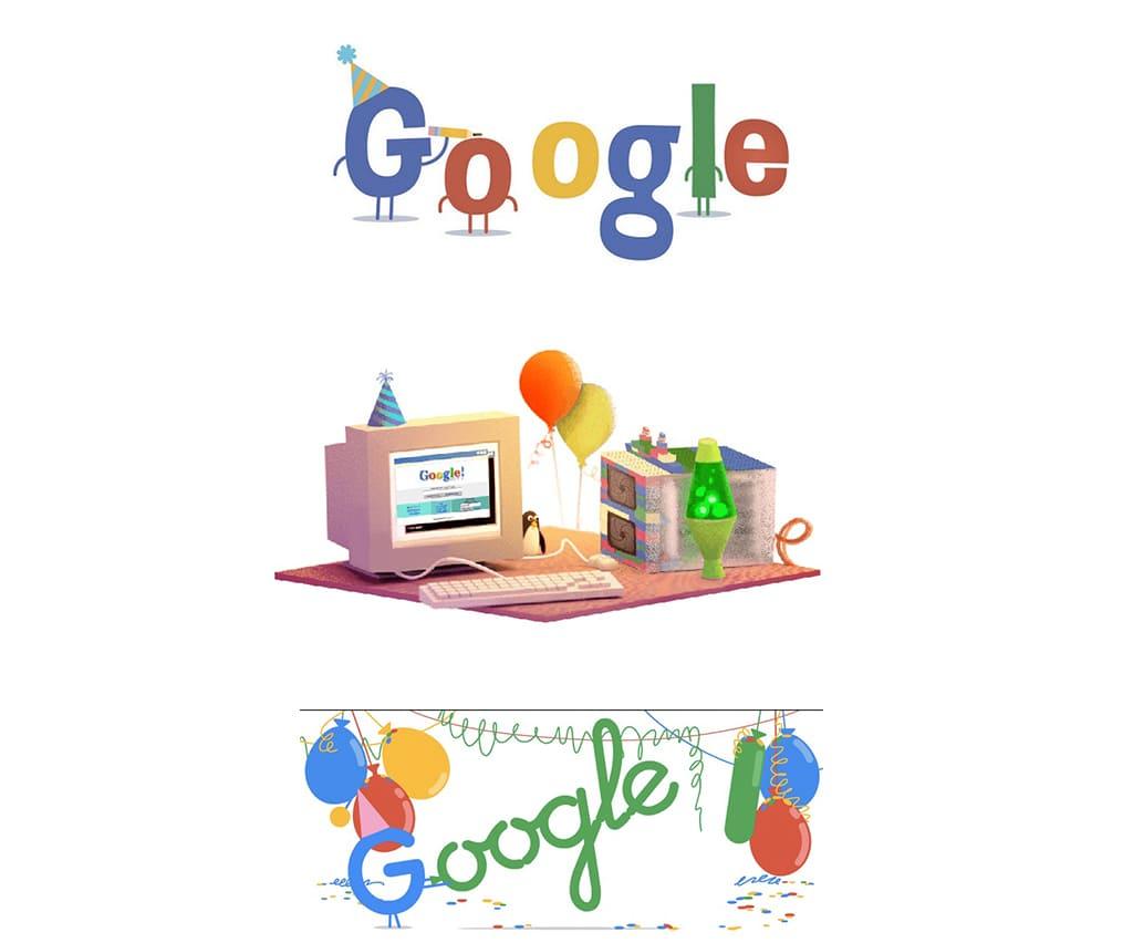 doodle ultah google 2