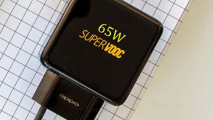 65W SuperVOOC 2.0