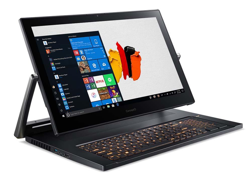 laptop Acer seri ConceptD Pro