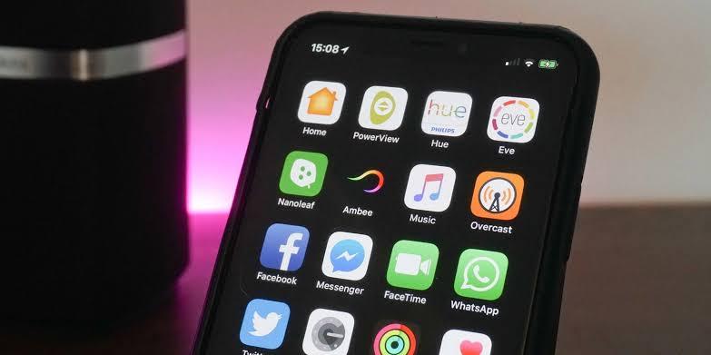 aplikasi dark mode iOS 13