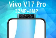 Harga dan Spesifikasi Vivo V17 Pro
