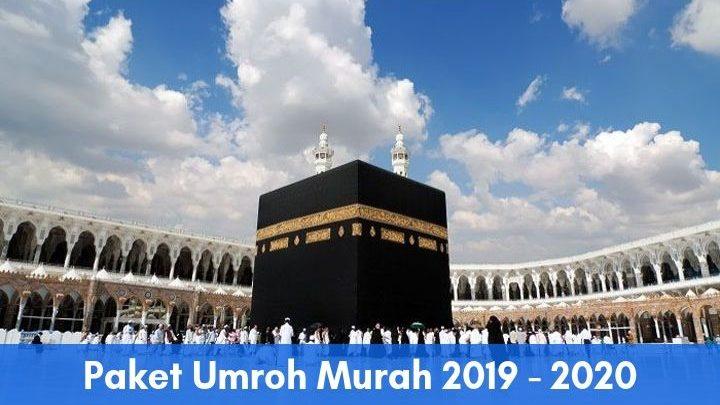 Paket Umroh Murah 2019
