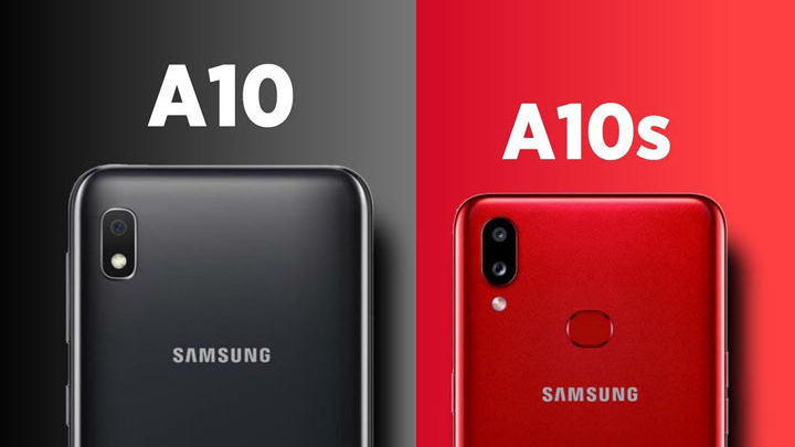 Perbedaan Samsung Galaxy A10 dan A10s