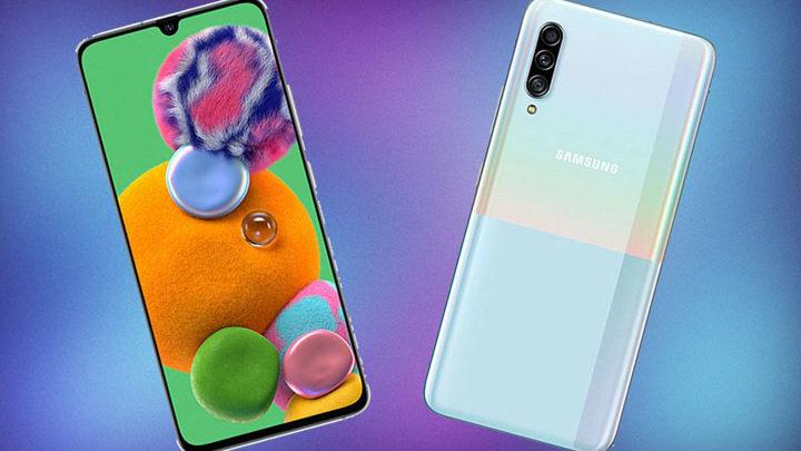 fitur andalan Galaxy A90 5G