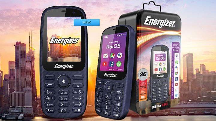 Spesifikasi Energizer E241 dan E241S