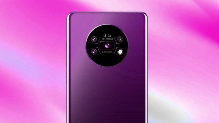 Spesifikasi Huawei Mate 30 Pro