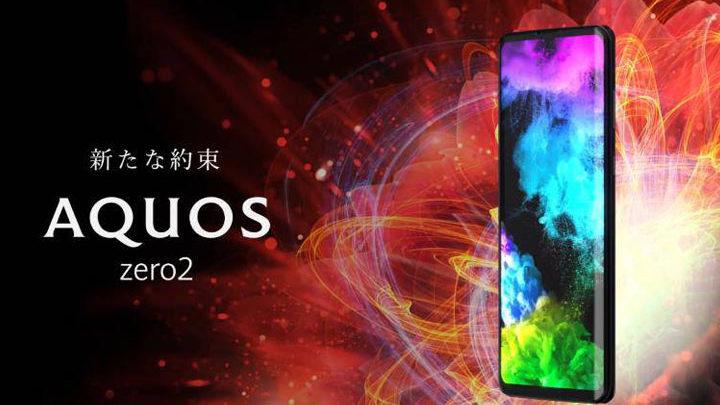 Spesifikasi Sharp AQUOS Zero2