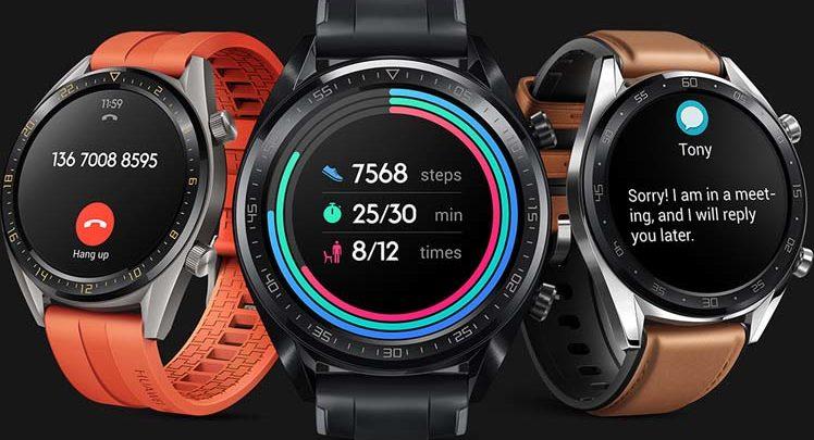 Spesifikasi dan Harga Huawei Watch GT 2