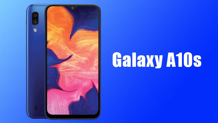 Spesifikasi dan Harga Samsung Galaxy A10s