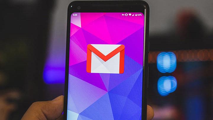 dark mode aplikasi gmail