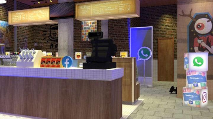 facebook cafe