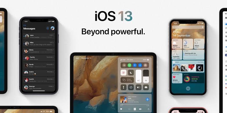 Cara Update iOS 13