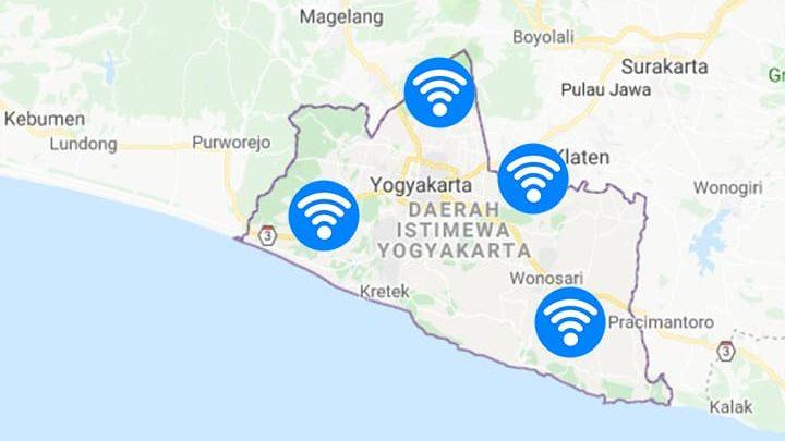 internet gratis yogyakarta