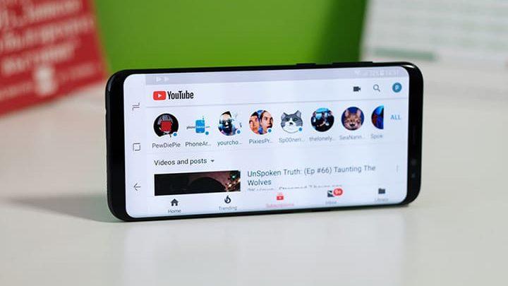 melihat stories youtube