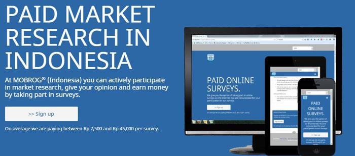 Situs Survey Online terpercaya
