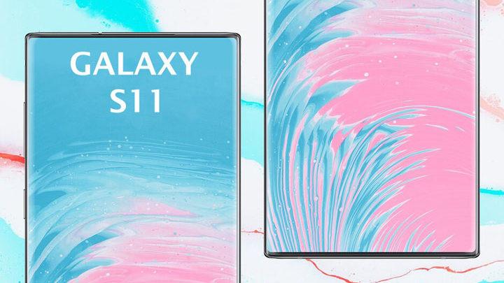 Bocoran Samsung Galaxy S11