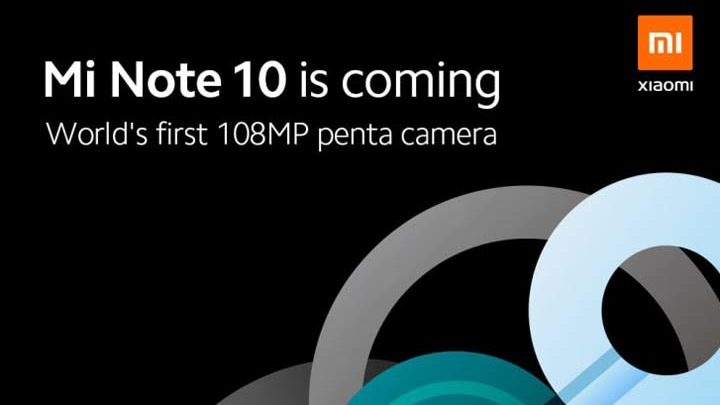 Bocoran Xiaomi Mi Note 10