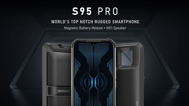 Doogee Rilis S95 Pro