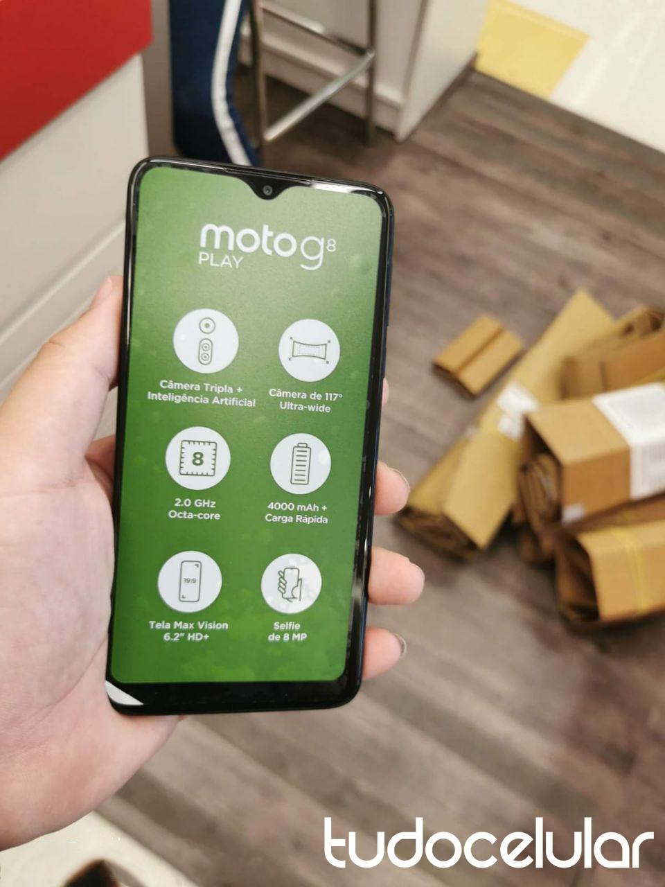 Bocoran Moto G8 Play