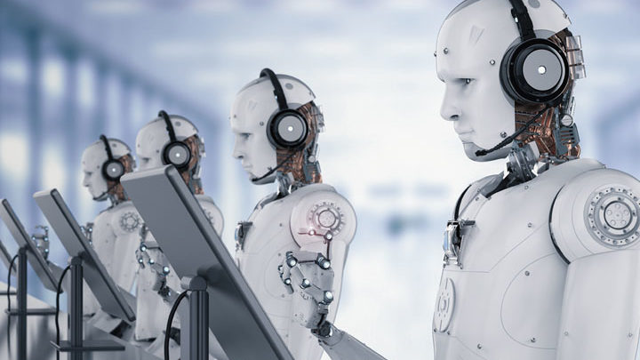Pekerjaan yang Bisa Digantikan Robot