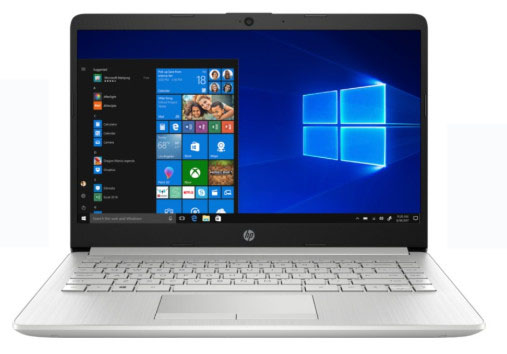 laptop mahasiswa HP 14s DK0073AU