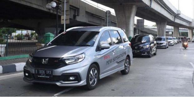 Harga Honda Mobilio 2019
