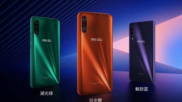 Harga dan Spesifikasi Meizu 16T