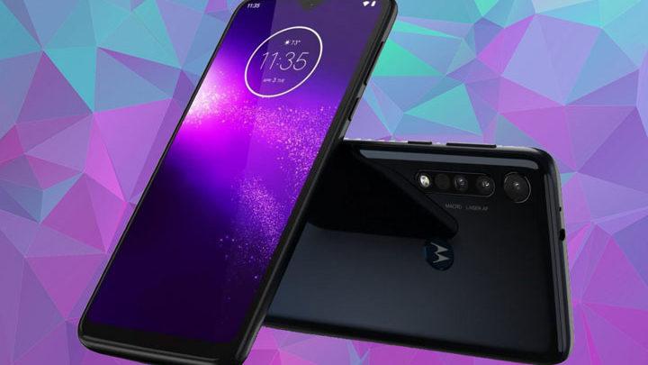 Harga dan Spesifikasi Motorola One Macro