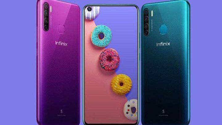 Harga dan spesifikasi Infinix S5