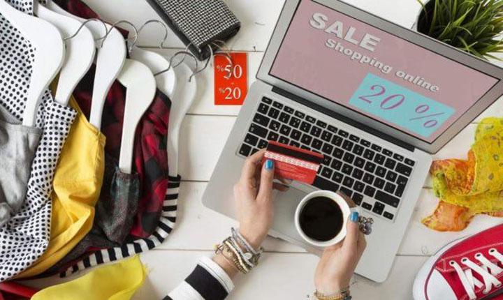 Memilih Produk Online Shop