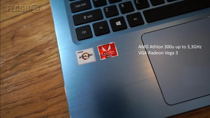 SKU Athlon 300U