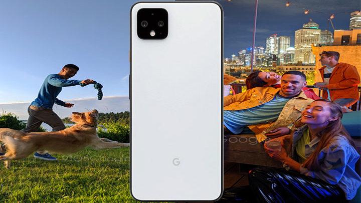 Sampel Kamera Google Pixel 4