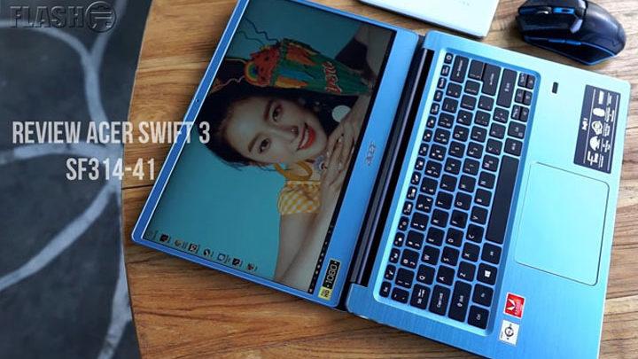 Acer Swift 3 Athlon version
