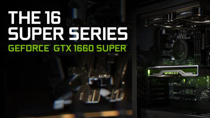 Spesifikasi NVIDIA GTX 1660 SUPER