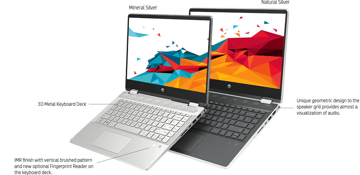 HP Pavilion x360 10th Gen