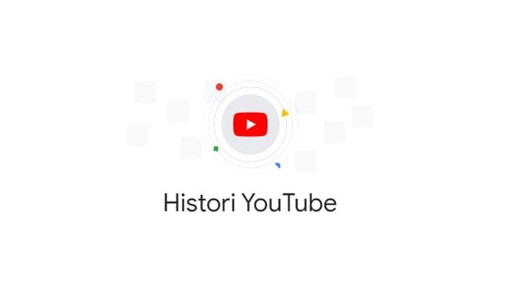 hapus histori youtube