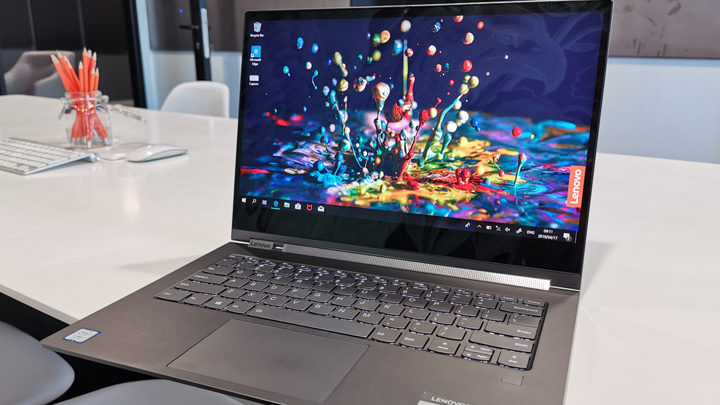 laptop lenovo outdoor