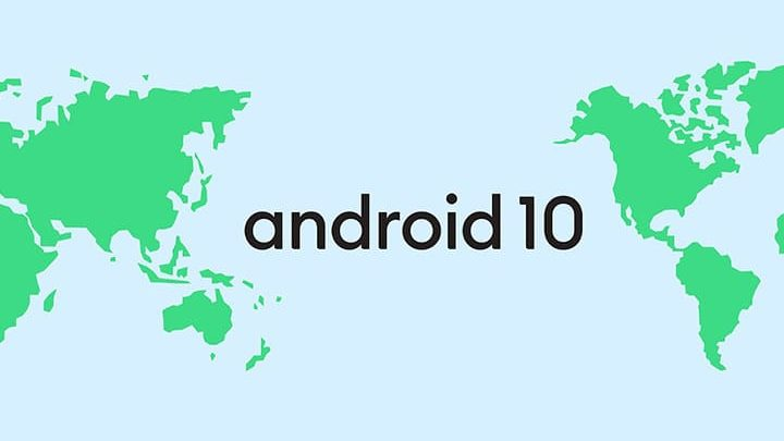 ponsel android 10