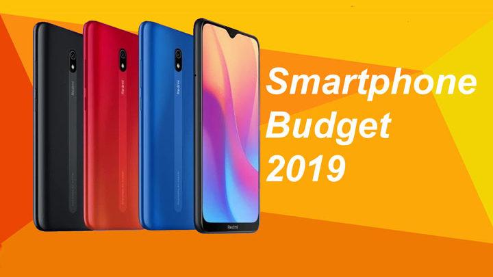 Smartphone Budget Keluaran 2019