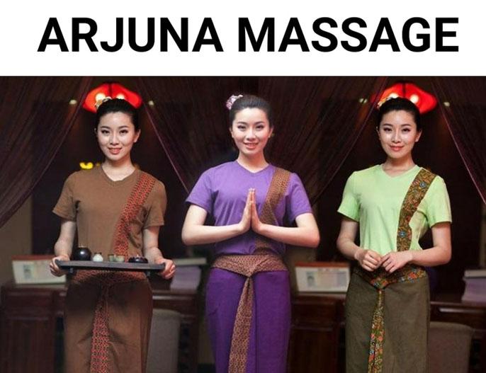 Arjuna massage pijat panggilan Tangerang