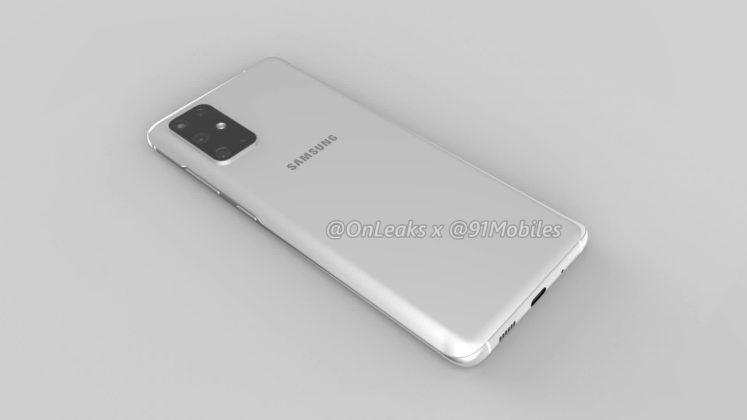 Penampakan Galaxy S11